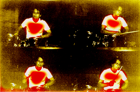 il batterista