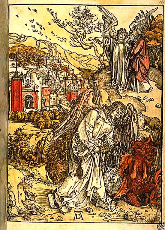 Apocalisse Capitolo 20 Il regno dei mille anni
