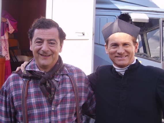 Massimo e Scarpati